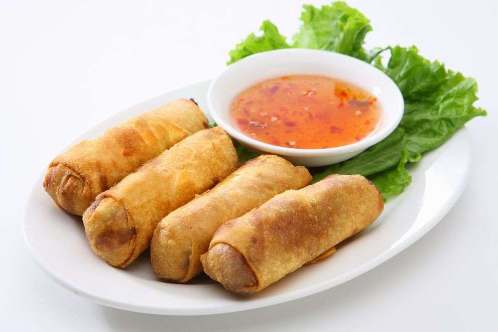 Chinese Spring Roll Recipe Food Network