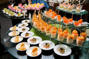 messebuffet: catering hannover messe